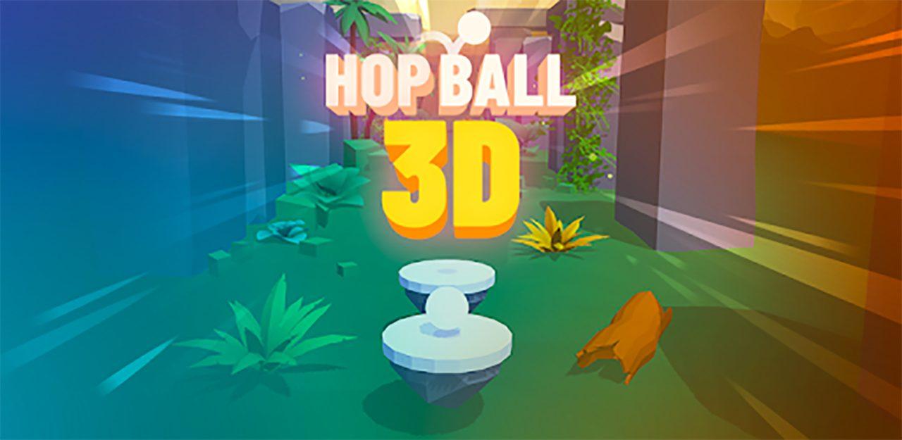 Hop Ball 3D Mod Apk
