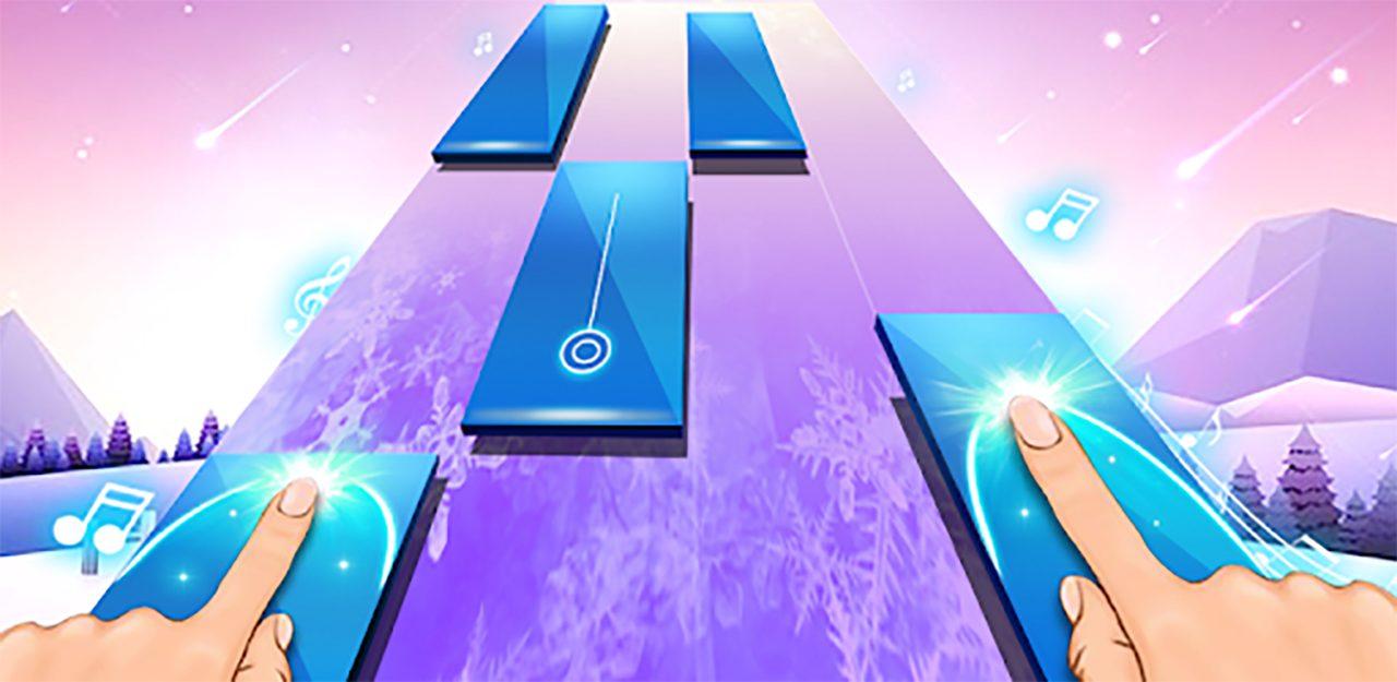 Kpop music game 2019 - Magic Dream Tiles Mod Apk