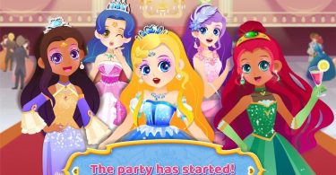 Little Panda Princess Makeup Mod Apk