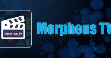 Morpheus TV Apk Cover