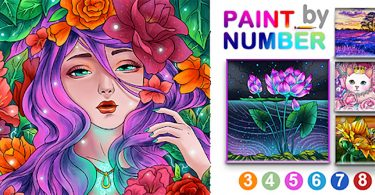 Paint By Number - Free Coloring Book & Puzzle Game Mod Apk