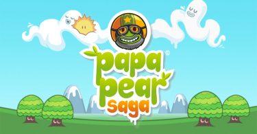 Papa Pear Saga Mod Apk Cover