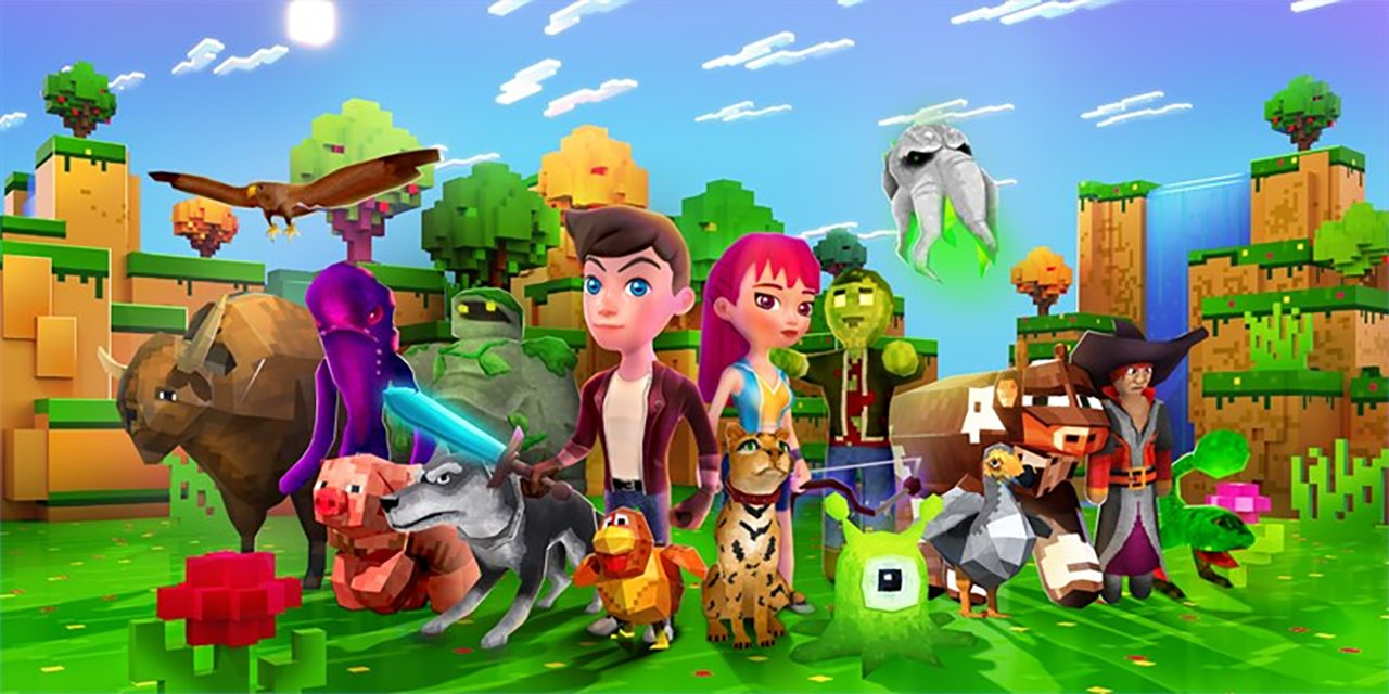 RealmCraft with Skins Export to Minecraft Mod Apk