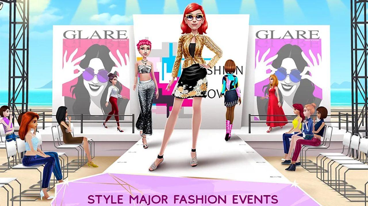 Super Stylist - Dress Up & Style Fashion Guru Mod Apk