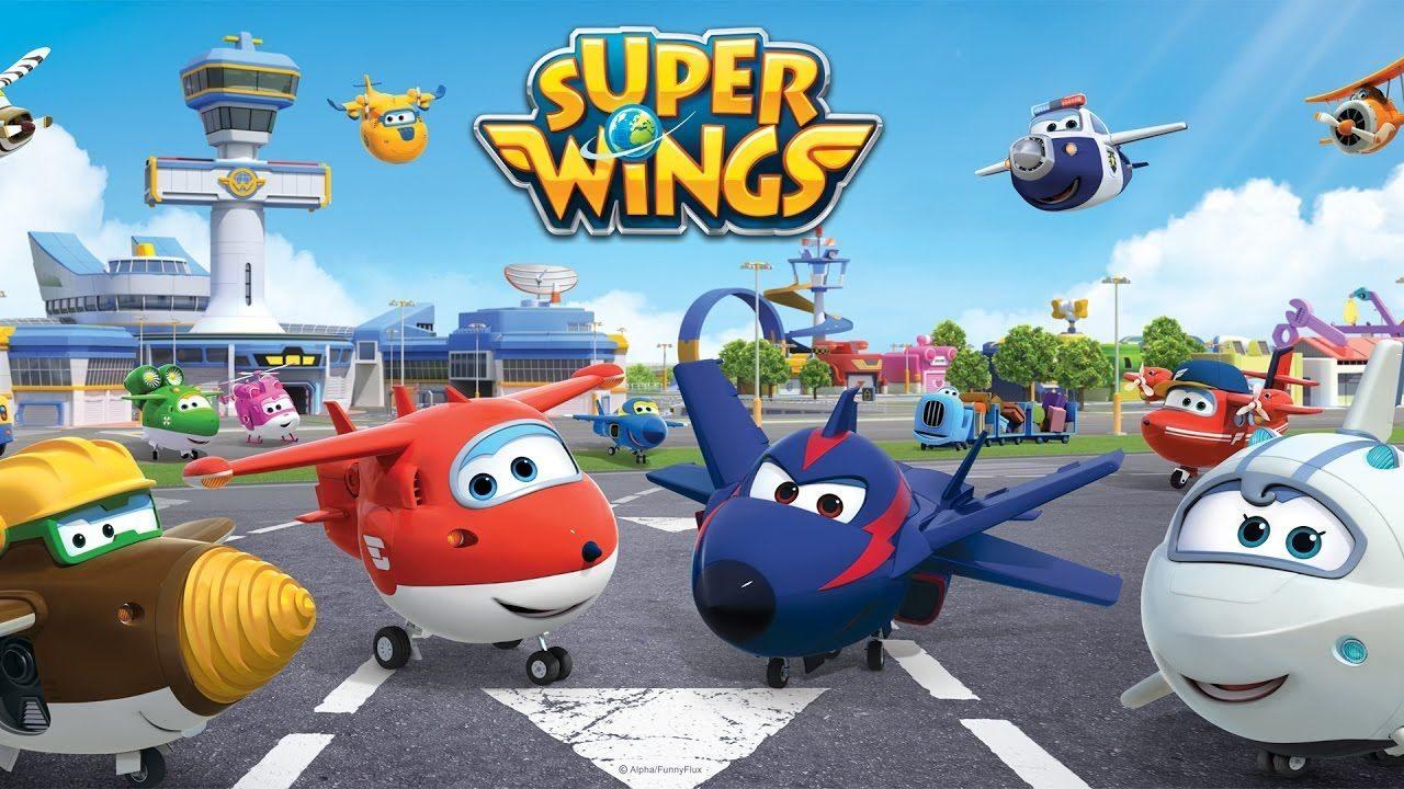 Super Wings Jett Run Mod Apk
