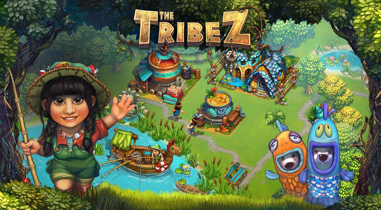 The Tribez Build a Village Mod Apk