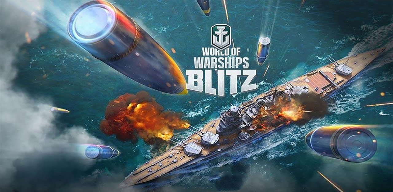 World of Warships Blitz Cover Wallpaper