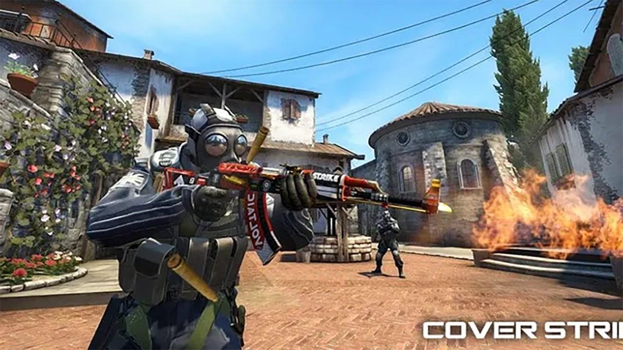cover strike - 3d team shooter mod apk