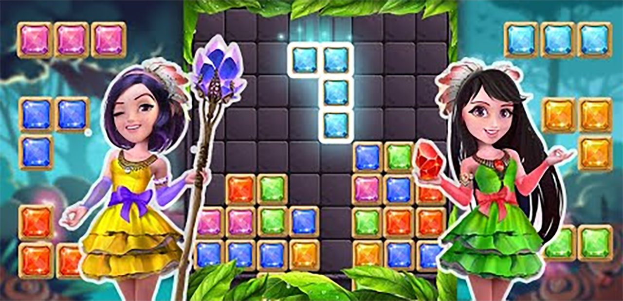 Block Puzzle Gems Classic 1010 Mod Apk