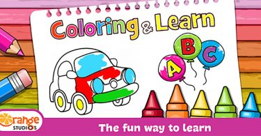 Coloring & Learn Mod Apk