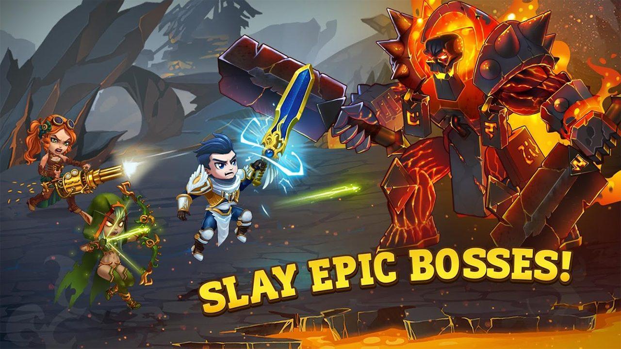 Hero Wars – Hero Fantasy Multiplayer Battles Mod Apk