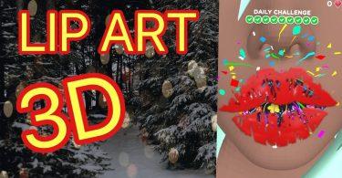 Lip Art 3D Mod Apk