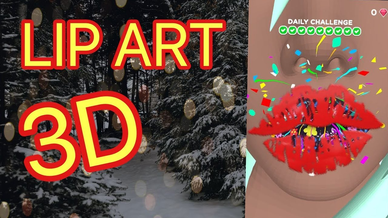 Download Lip Art 3d Apk 1 1 5 Original For Android