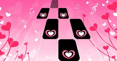 Magic Piano Pink Tiles - Music Game Mod Apk