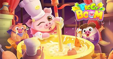 Piggy Boom-Happy treasure Mod Apk