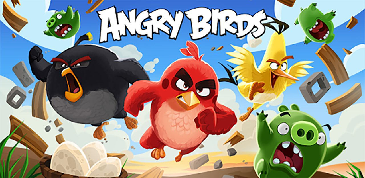 Angry Birds Classic Mod Apk