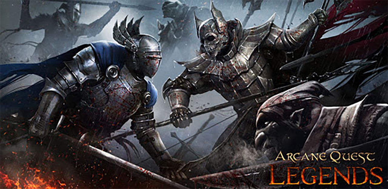 Arcane Quest Legends - Offline RPG Mod Apk