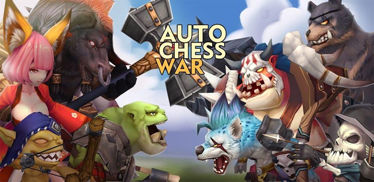 Auto Chess War Mod Apk