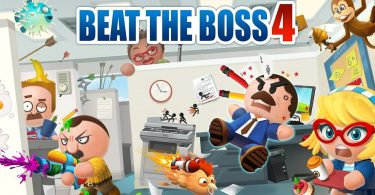 Beat the Boss 4 Stress-Relief Game. Kick The Jerk Mod Apk