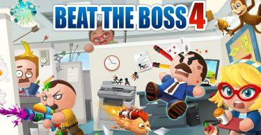 Beat the Boss 4 Stress-Relief Game. Kick The Jerk Mod Apk