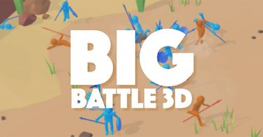 Big Battle 3D Mod Apk