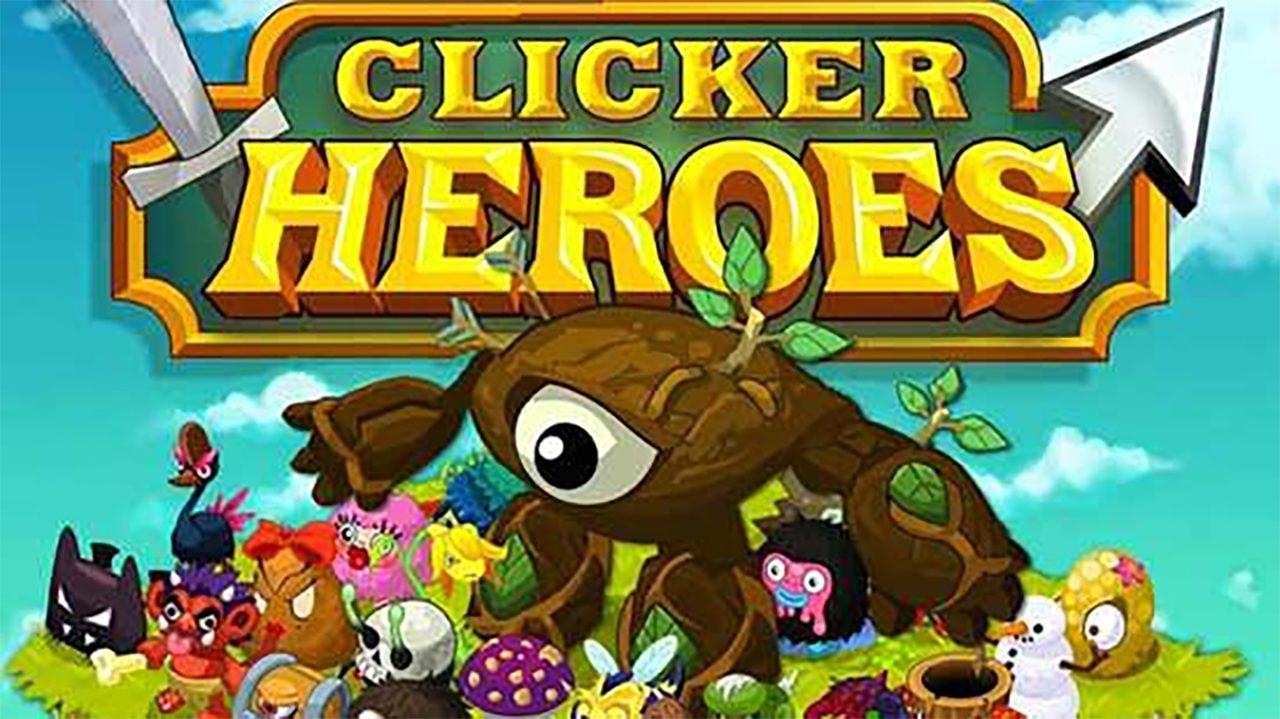 Clicker Heroes Mod Apk