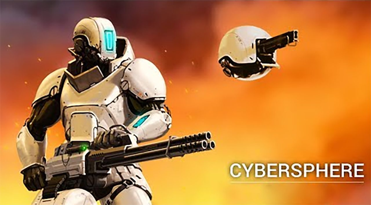 CyberSphere SciFi Third Person Shooter Mod Apk