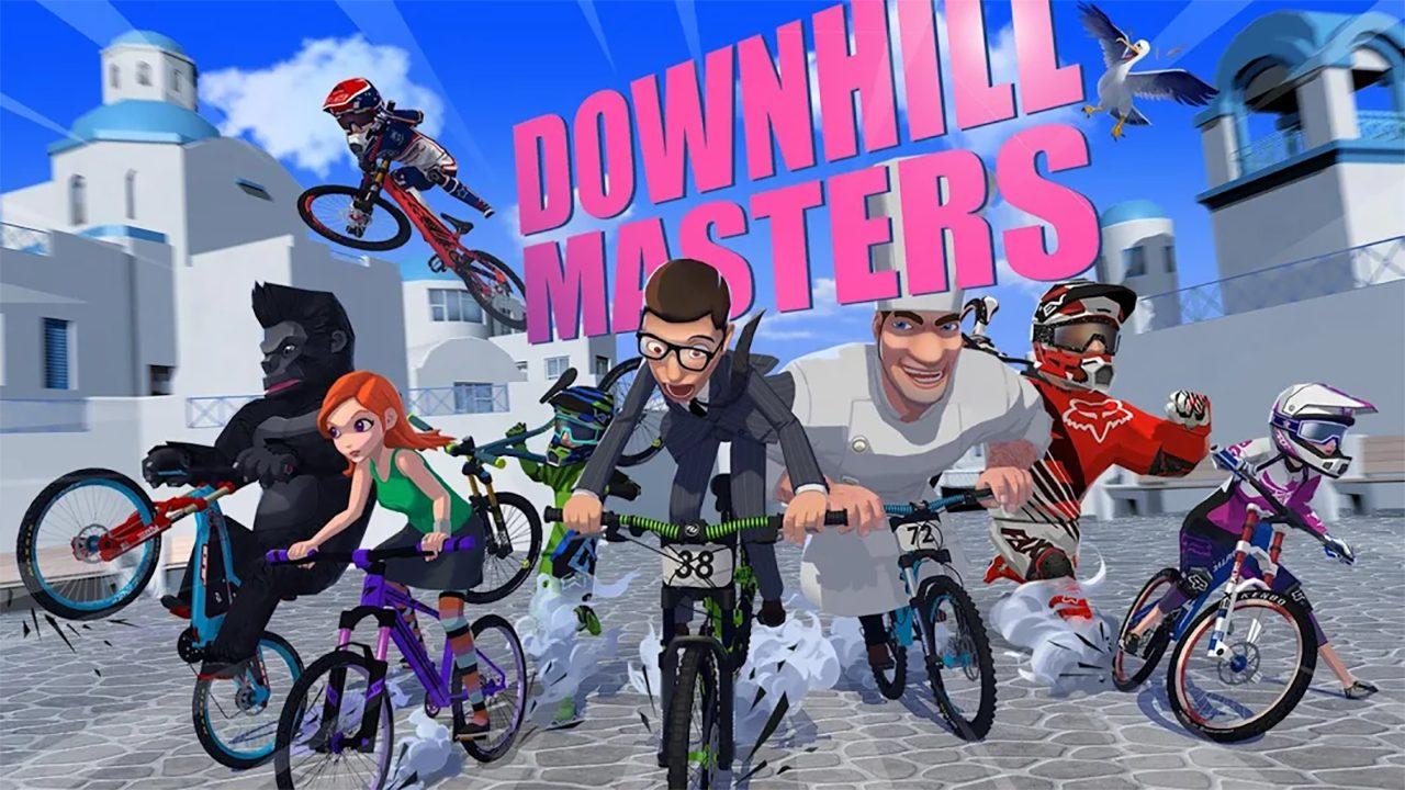 Downhill Masters Mod Apk