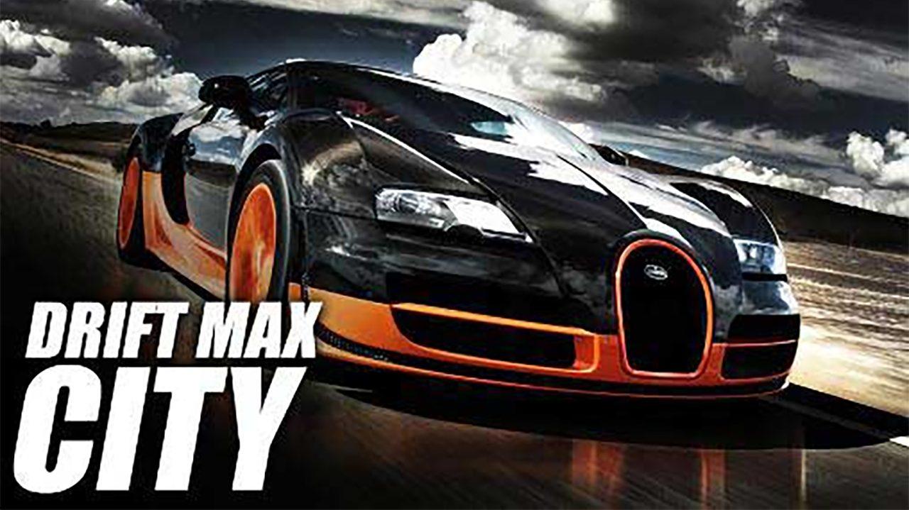 Drift Max City - Car Racing in City Mod Apk