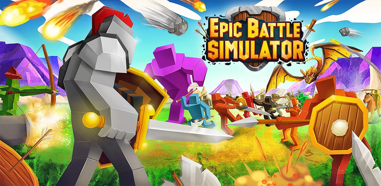 Epic Battle Simulator Mod Apk