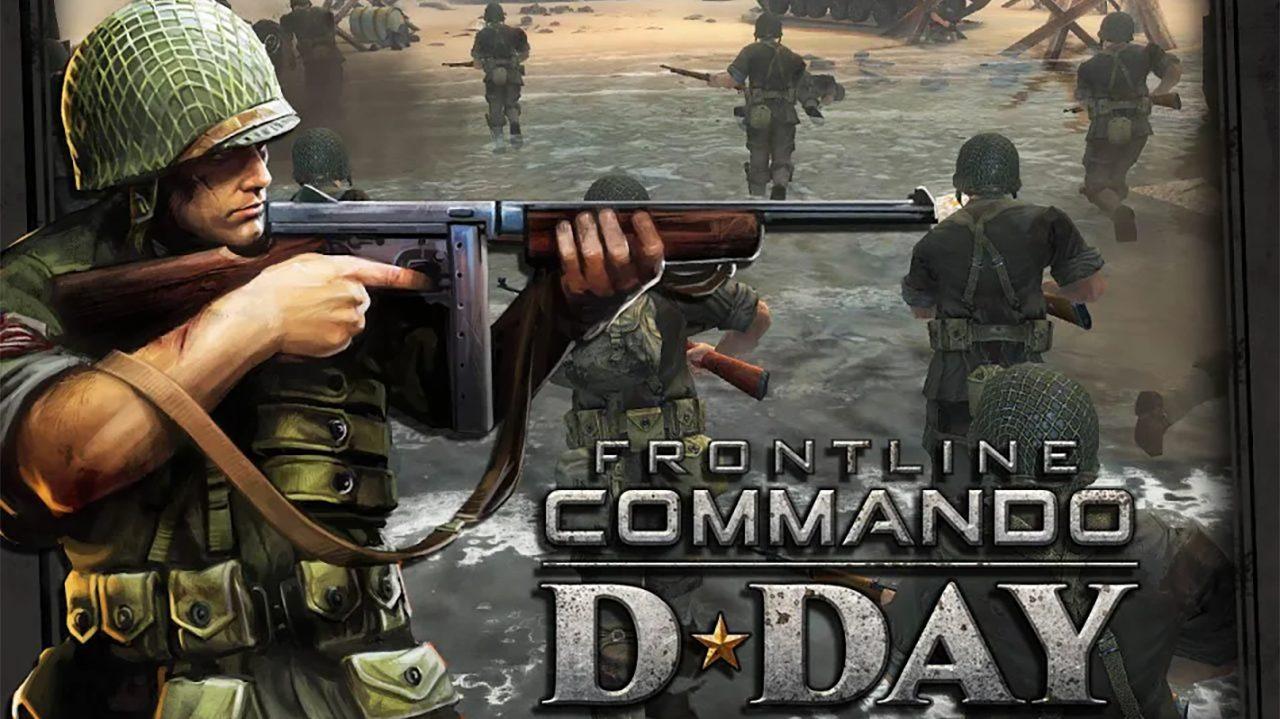 FRONTLINE COMMANDO D-DAY Mod Apk