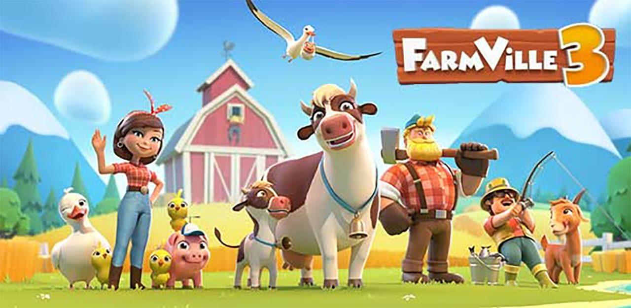 FarmVille 3 - Animals Mod Apk