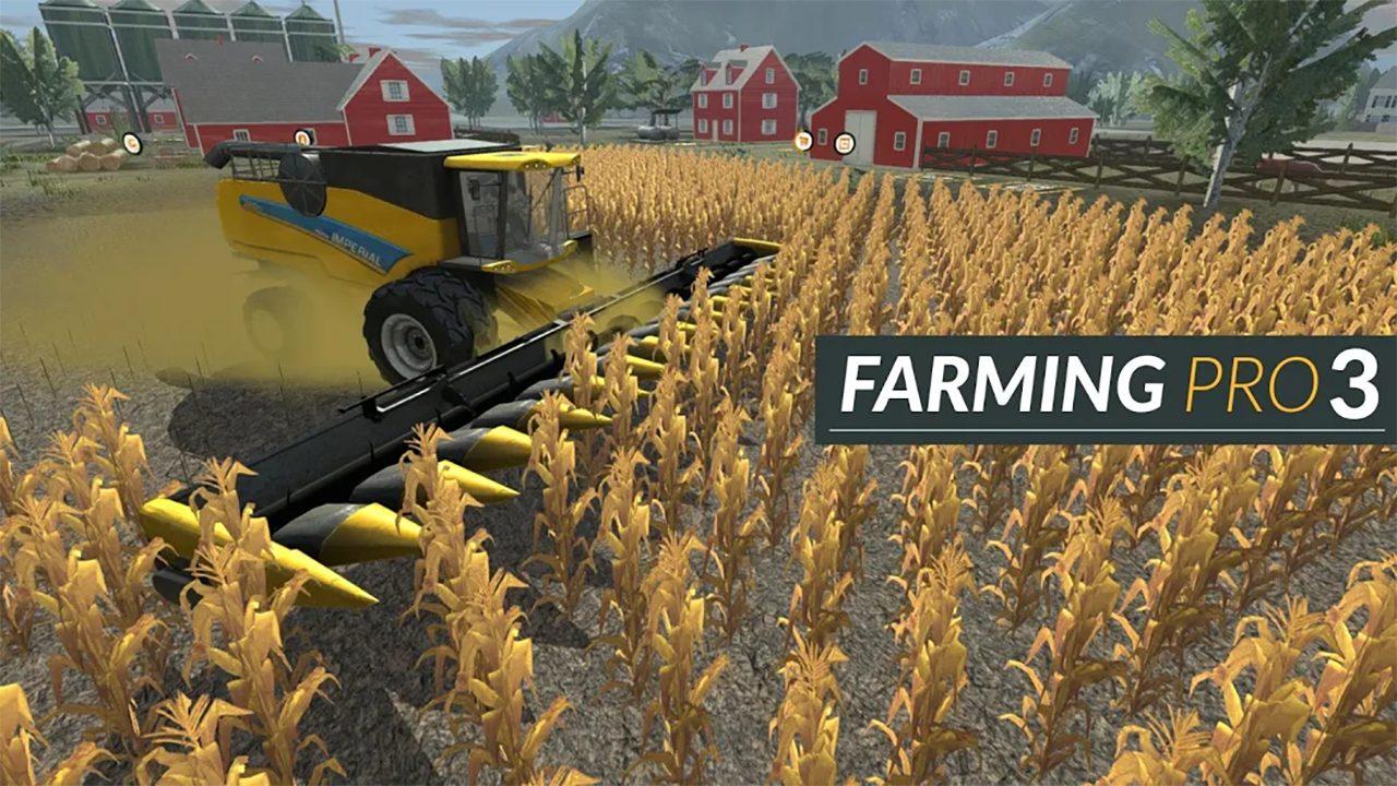 Farming PRO 3 Mod Apk