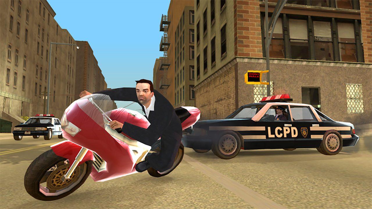 GTA Liberty City Stories Mod Apk