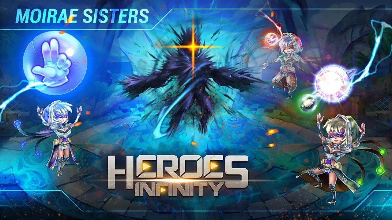 Heroes Infinity RPG + Strategy + Super Heroes Mod Apk