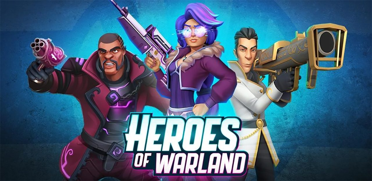 Heroes of Warland - Party shooter with hero RPG! Mod Apk