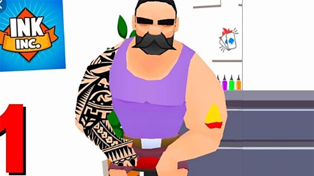 Ink Inc. - Tattoo Drawing Mod Apk