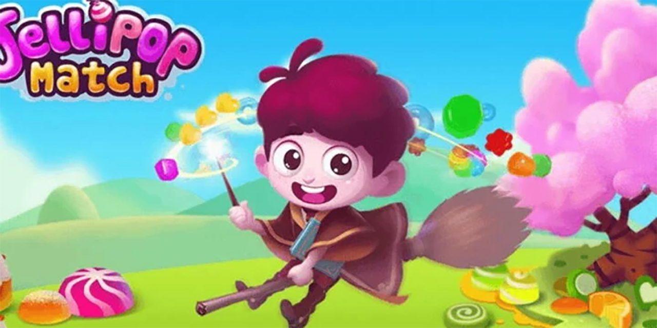 Jellipop Match-Decorate your dream island! Mod Apk