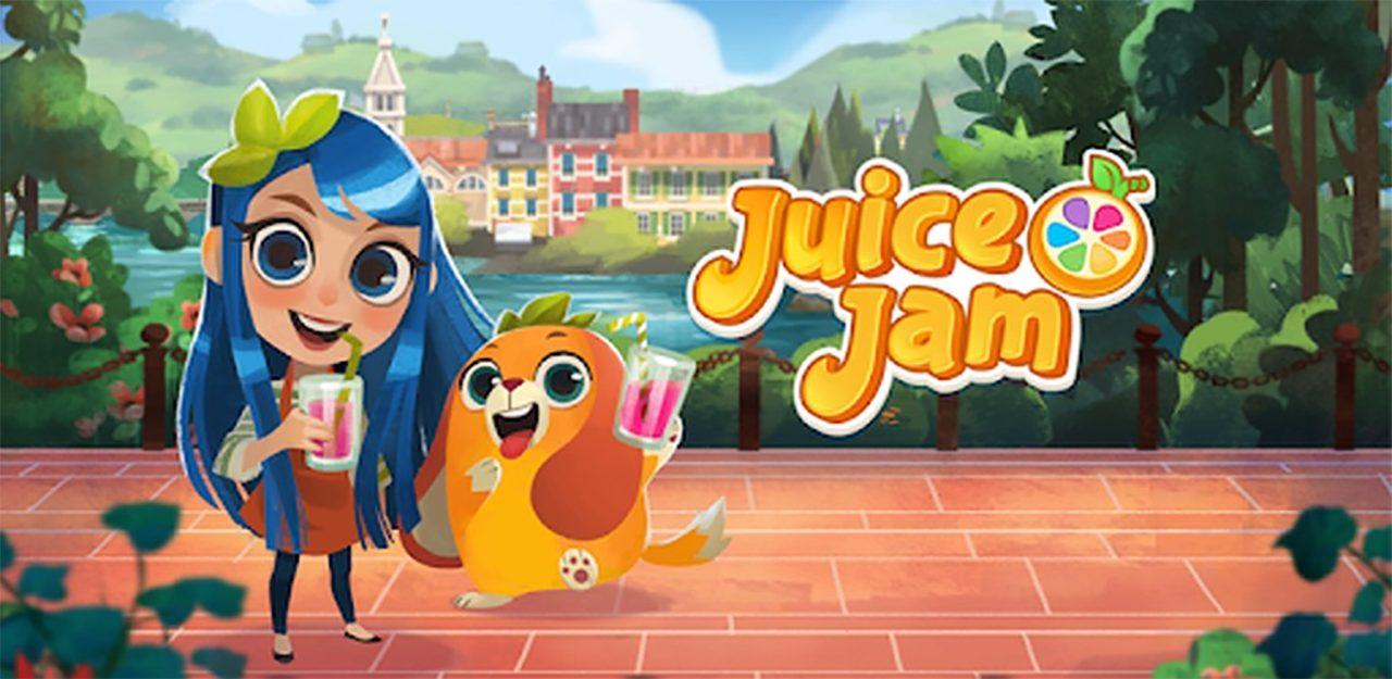 Juice Jam - Puzzle Game & Free Match 3 Games Mod Apk