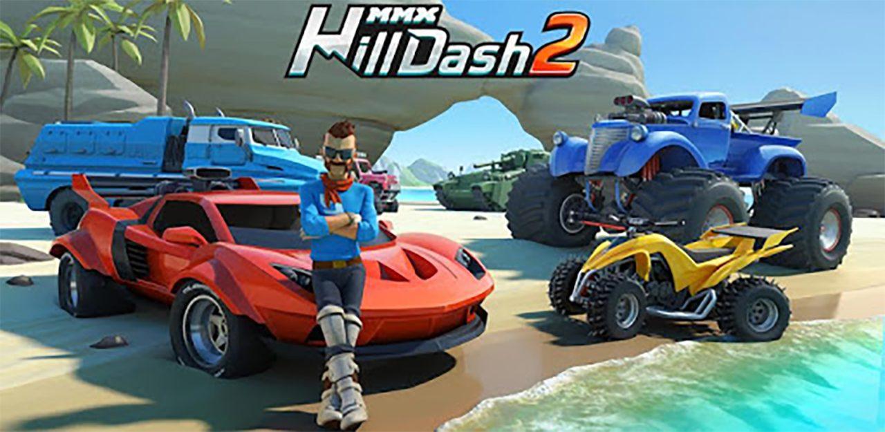 MMX Hill Dash 2 Mod Apk