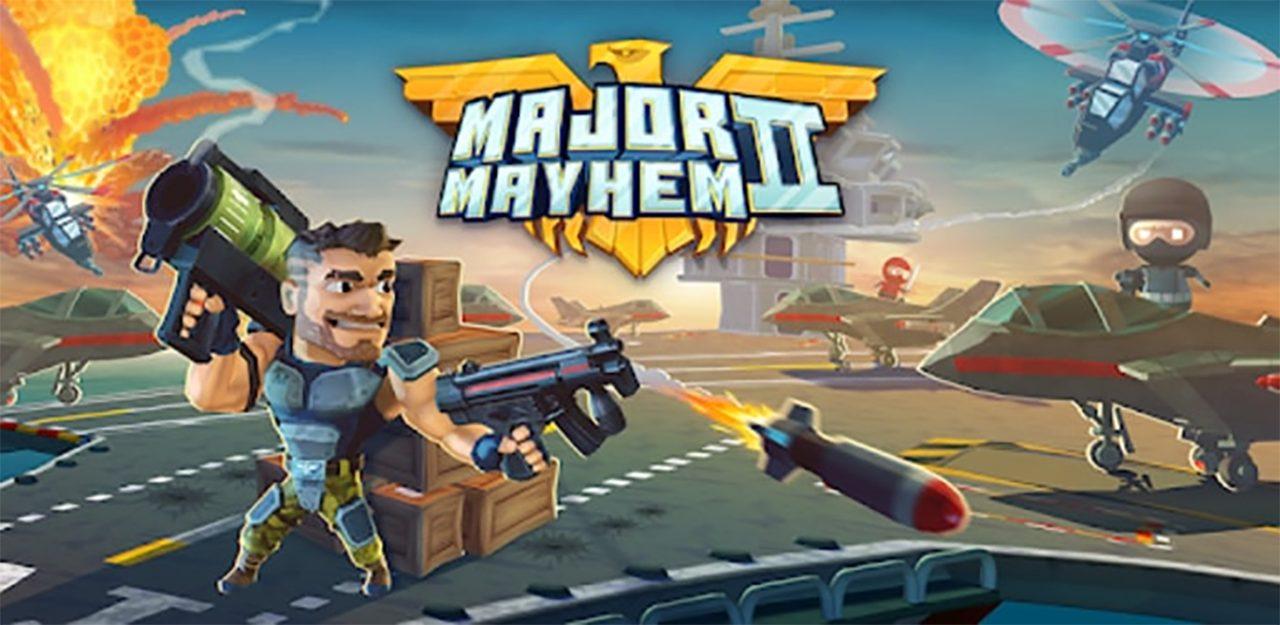 Major Mayhem 2 - Gun Shooting Action Mod Apk