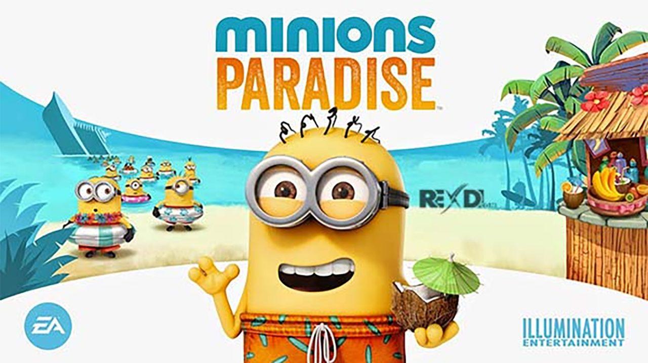 Minions Paradise Mod Apk