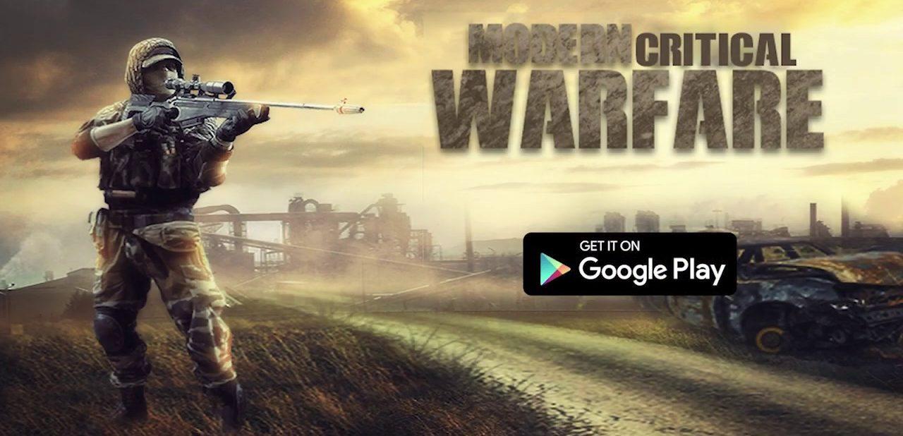 Modern Critical Warfare Mod Apk