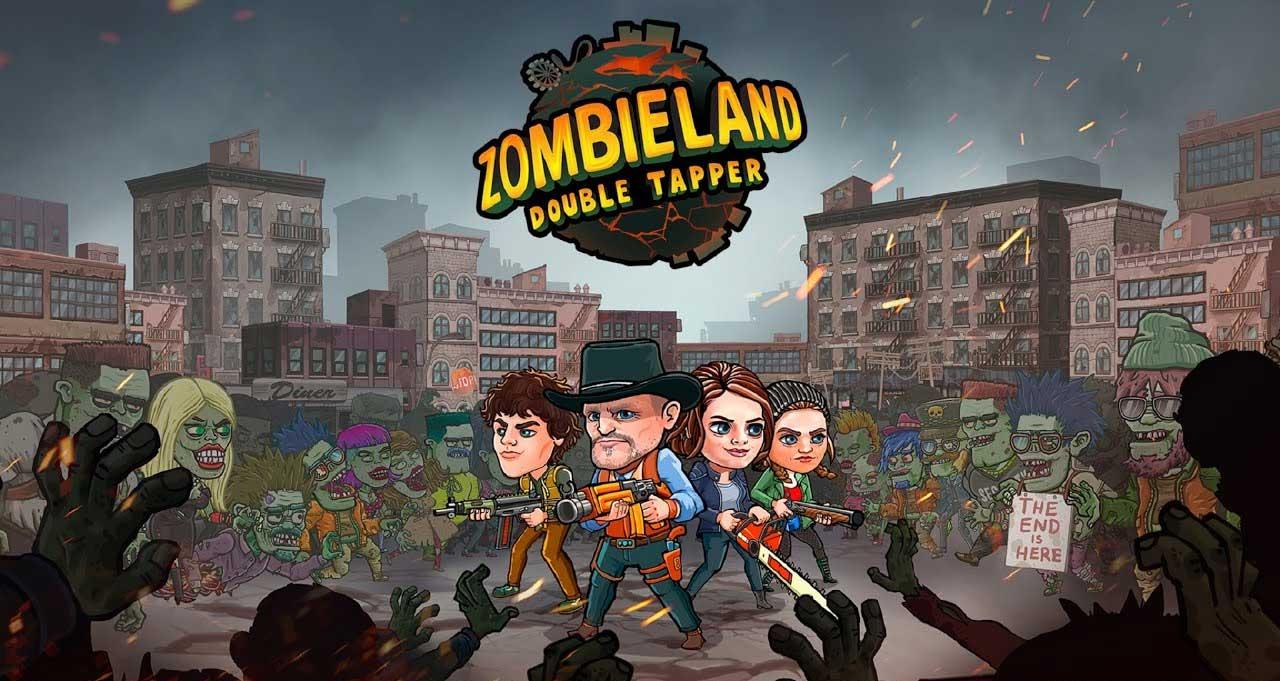 Zombieland Double Tapper Mod Apk