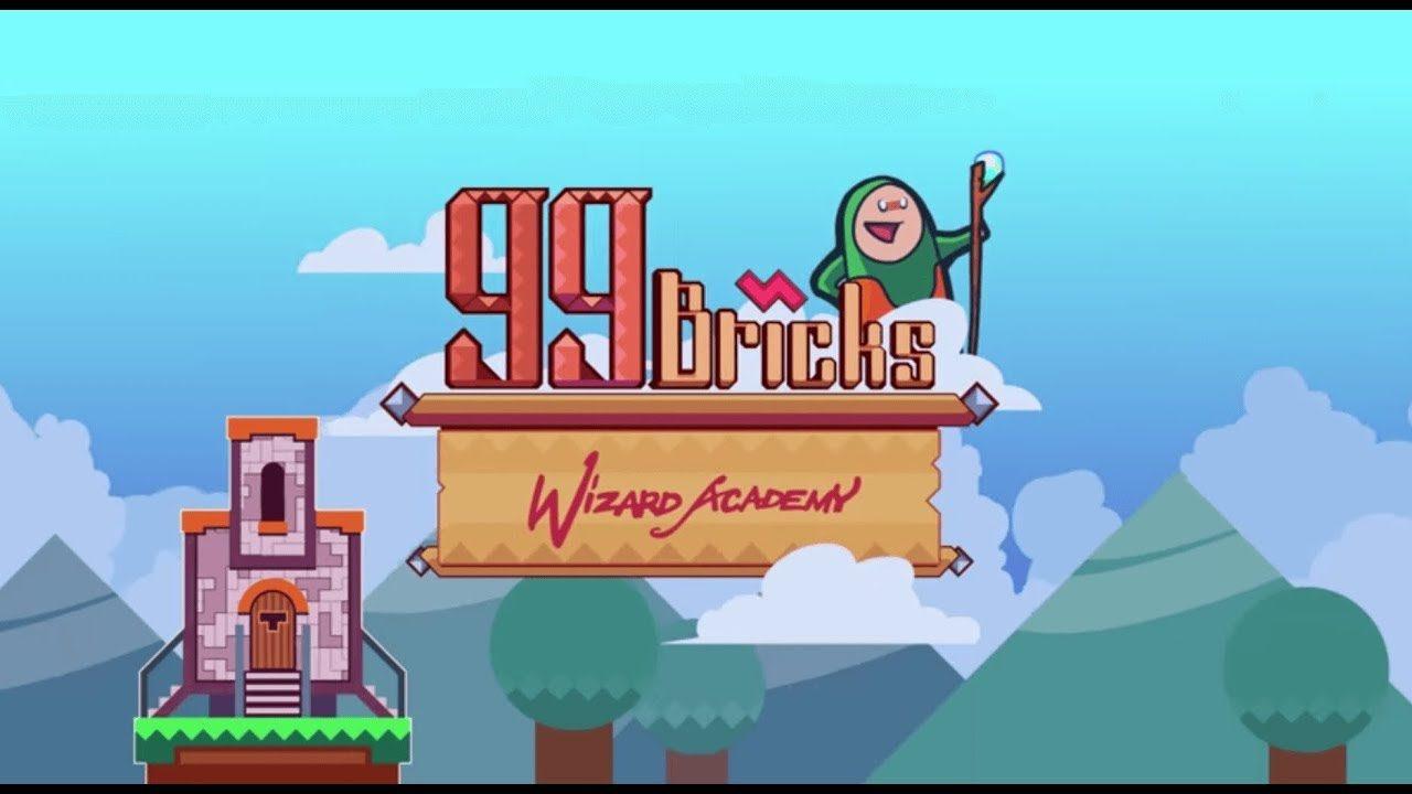 99 Bricks Wizard Academy Mod Apk