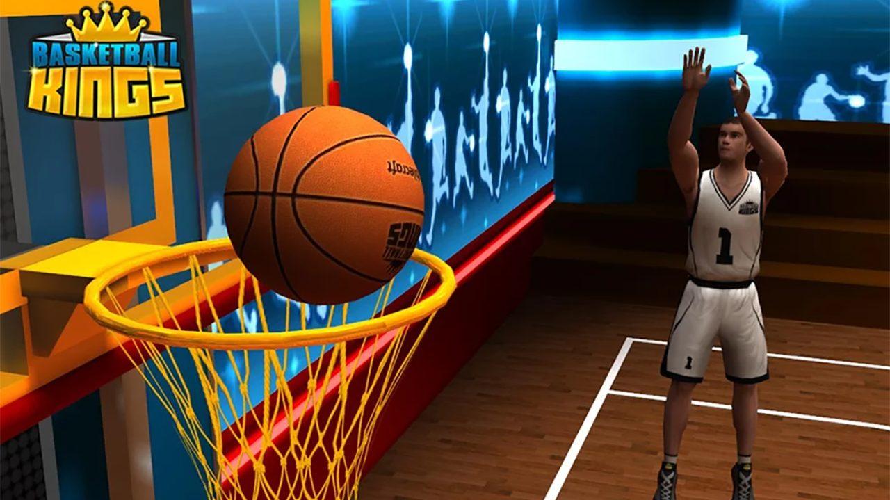Basketball Kings: Multiplayer Mod Apk