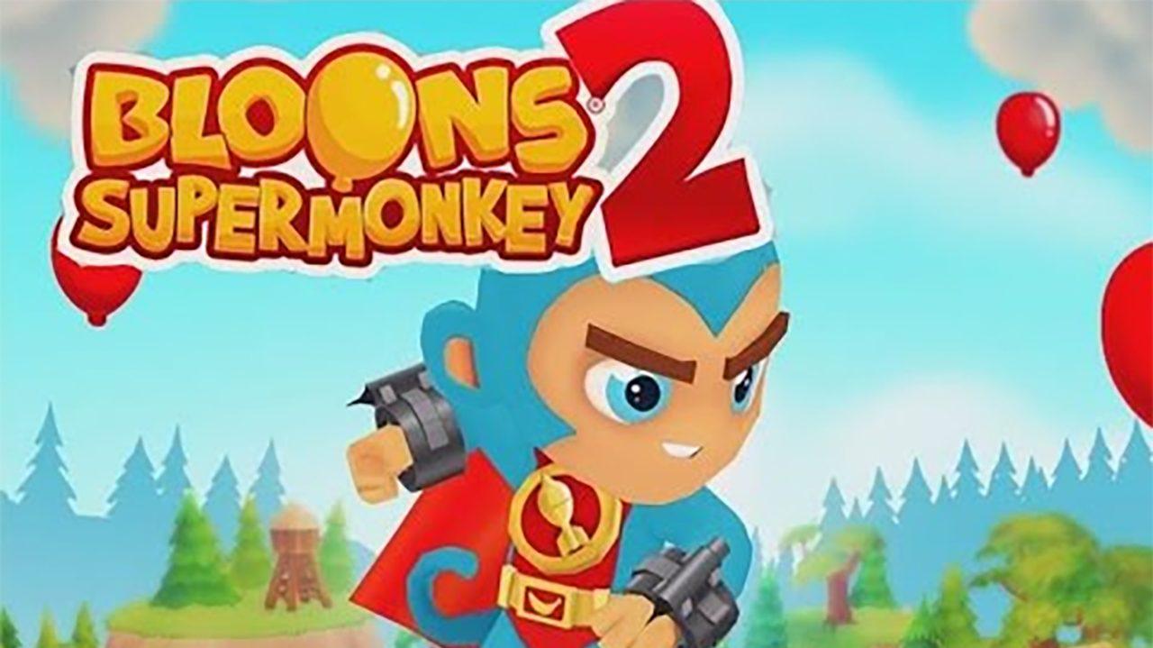 Bloons Supermonkey 2 Mod Apk