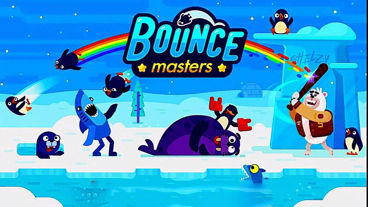 Bouncemasters Mod Apk