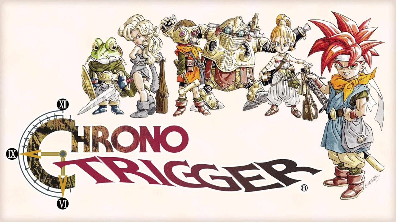 CHRONO TRIGGER Mod Apk