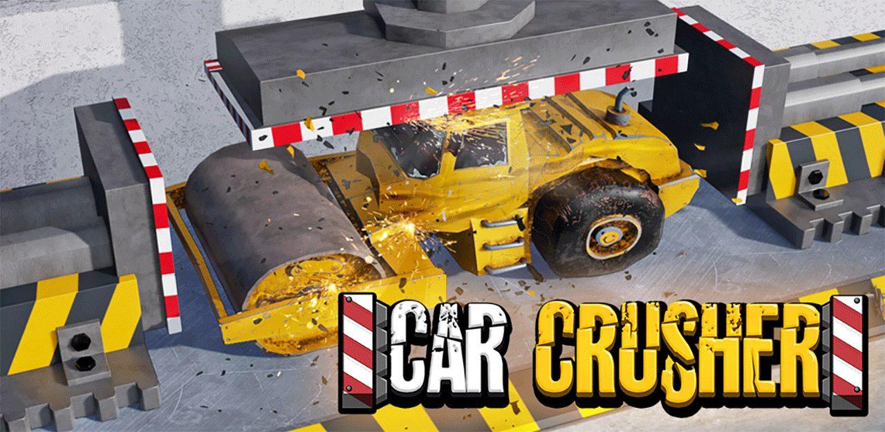 Car Crusher Mod Apk